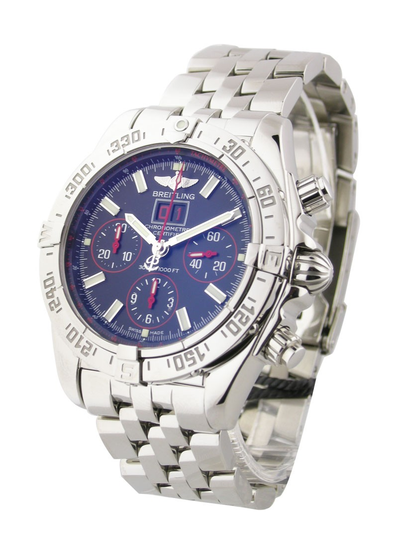 Breitling Windrider Blackbird Men's Automatic - Limited
