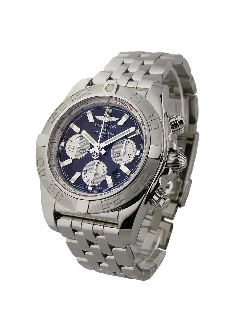 Breitling Chronomat B01 Men''s Automatic in Steel