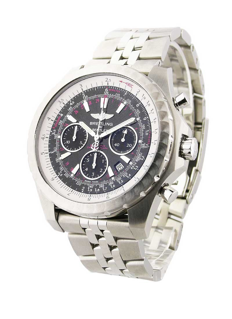 Breitling Bentley Motors T Speed Men's Automatic in Steel