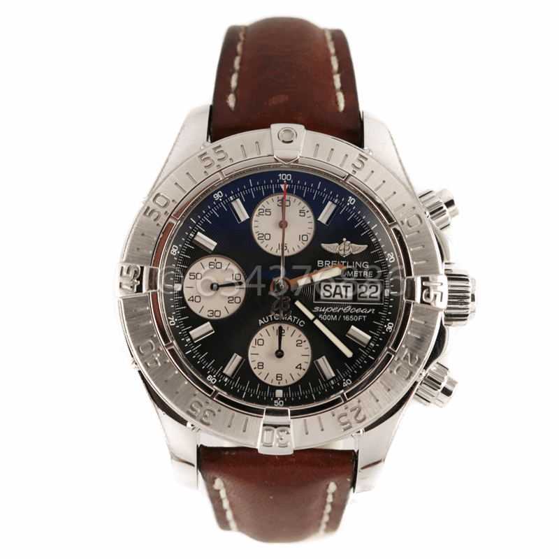 Breitling Superocean Chronograph 42mm in Steel