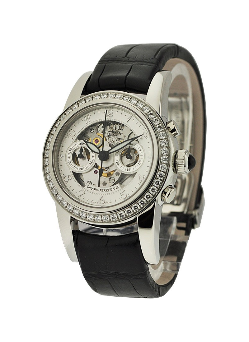 Girard Perregaux Small Chronograph Ladies