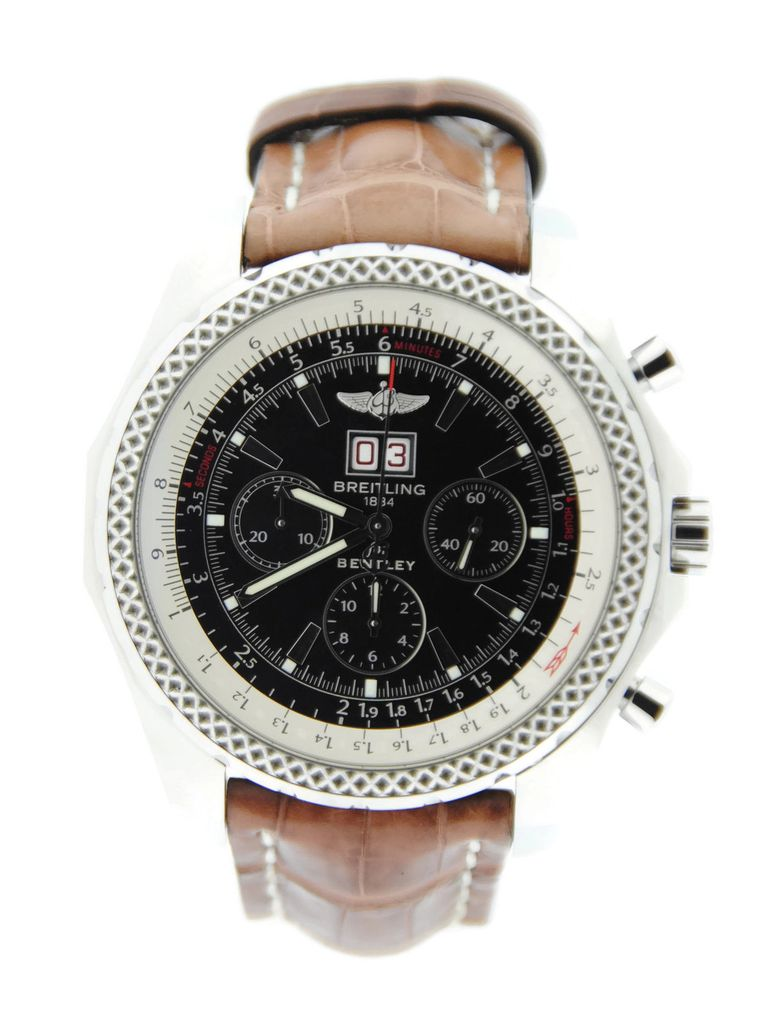 Breitling Bentley 6.75 Chronograph in Steel