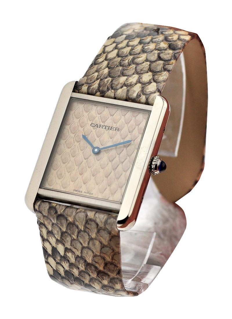 Cartier Cartier Tank Solo Ladies Watch W5200021