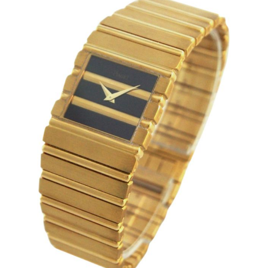 Piaget Polo Square Gents in Yellow Gold