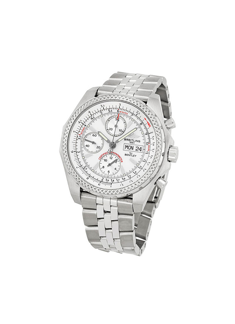 Breitling Bentley Collection GT Chronograph Racing in Steel