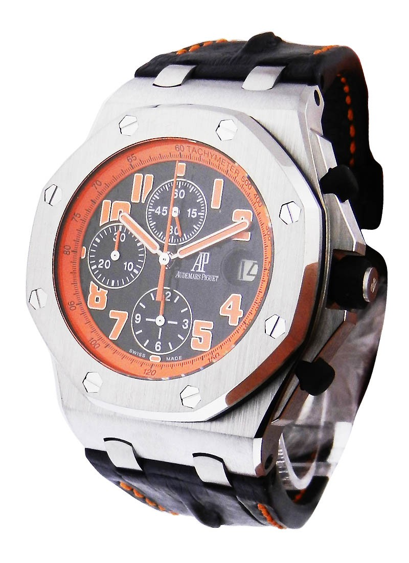 Audemars Piguet Royal Oak Offshore Chronograph Volcano 44mm in Steel