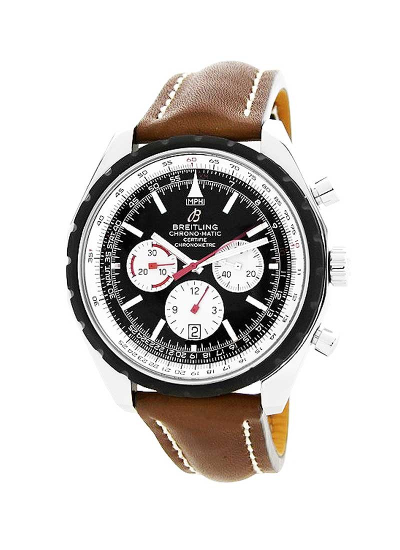 Breitling Navitimer Chrono-matic 49 Men's Automatic in Steel