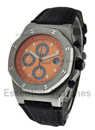 Audemars Piguet Royal Oak Offshore Chronograph Orange