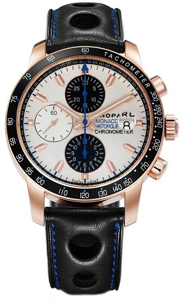 Chopard Grand Prix De Monaco Historique Chronograph in Rose Gold