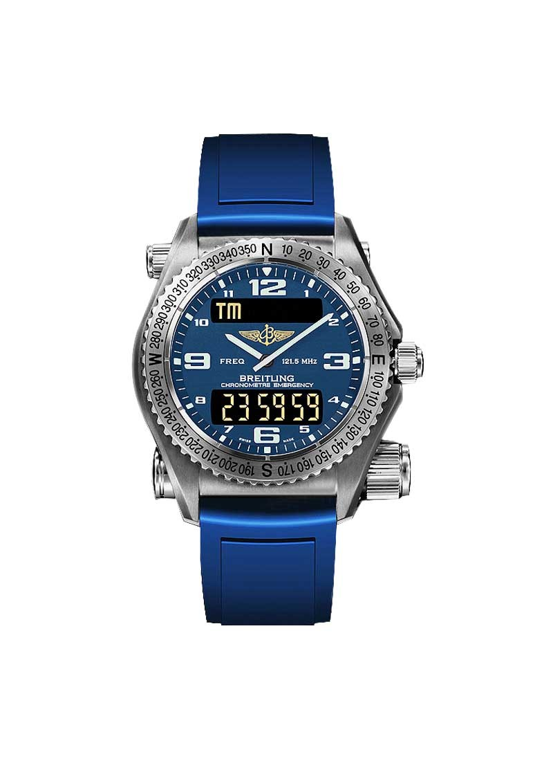 Breitling Aerospace Advantage Emergency in Titanium
