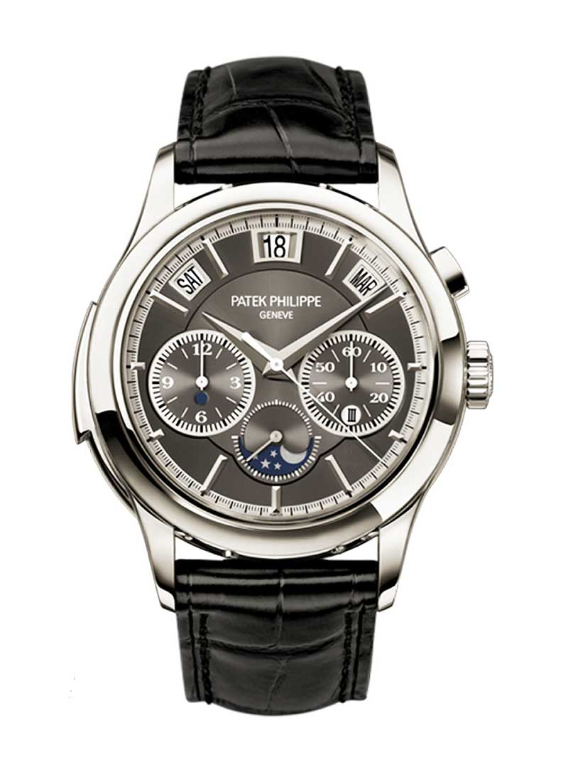Patek Philippe 5208 Triple Complication in Platinum