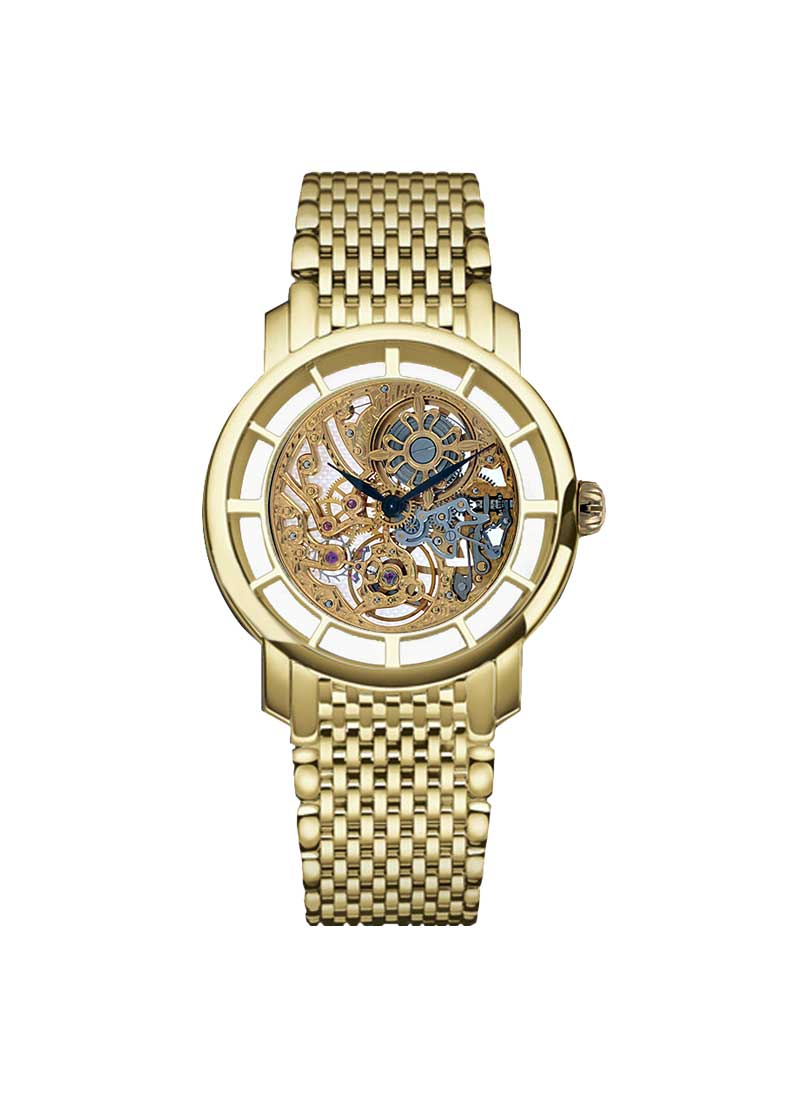 Patek Philippe Lady's Ultra Thin Complicated Watch