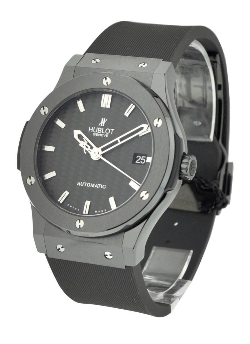 Hublot Classic Fusion Magic 45mm in Titanium with Ceramic Bezel
