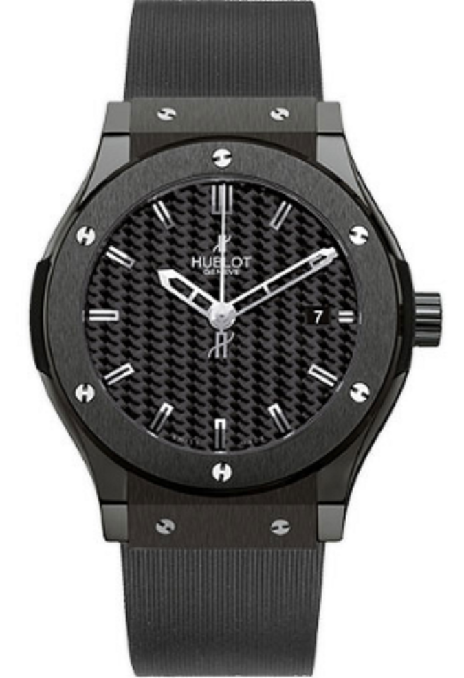 Hublot Classic Fusion 42mm Black Magic in Black Ceramic