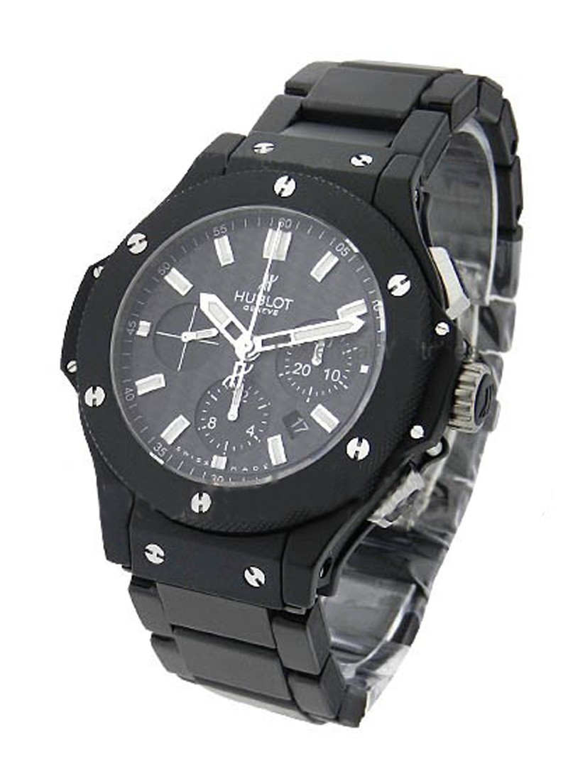 Hublot Big Bang 44mm Black Magic in Black Ceramic