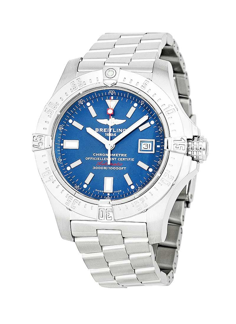 Breitling Avenger Seawolf Men's Automatic in Steel