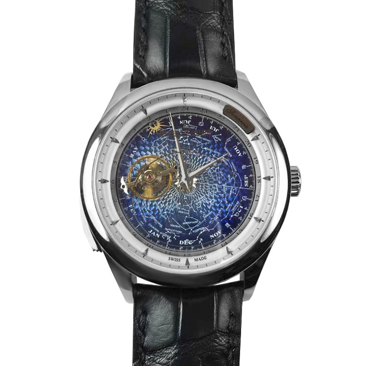 Jaeger - LeCoultre Master Grande Tradition Grand Comp