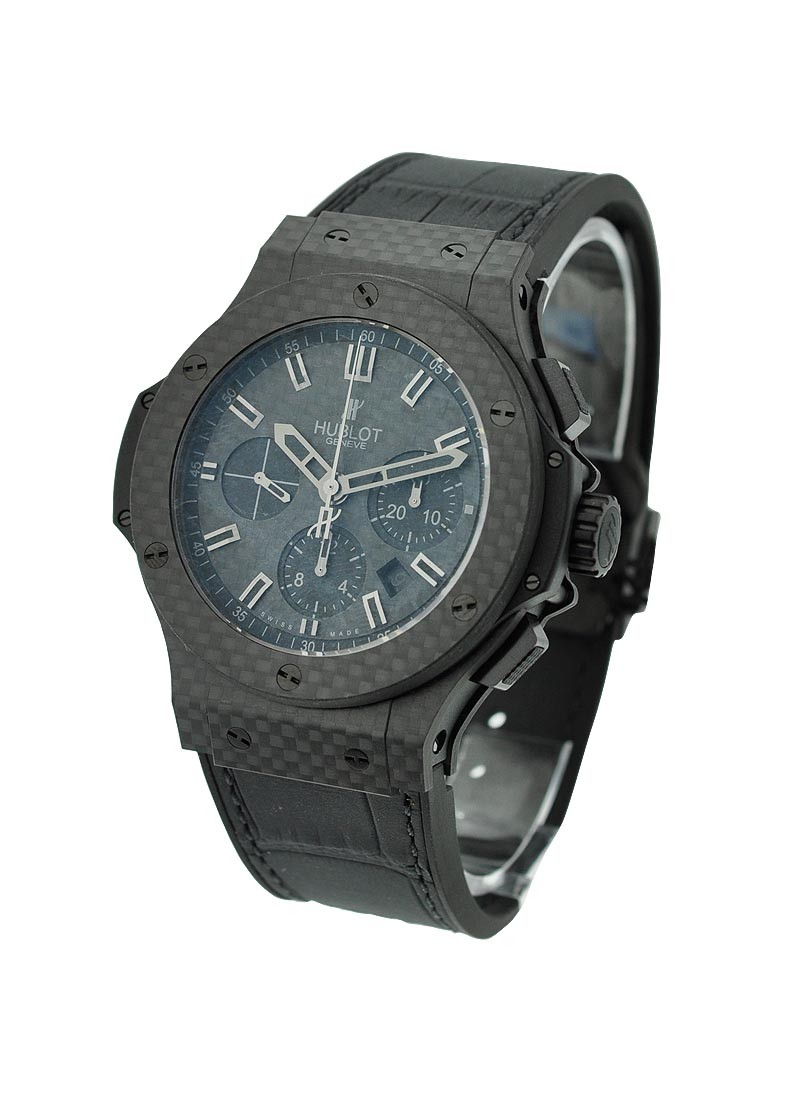 Hublot Big Bang All Black Carbon Fiber