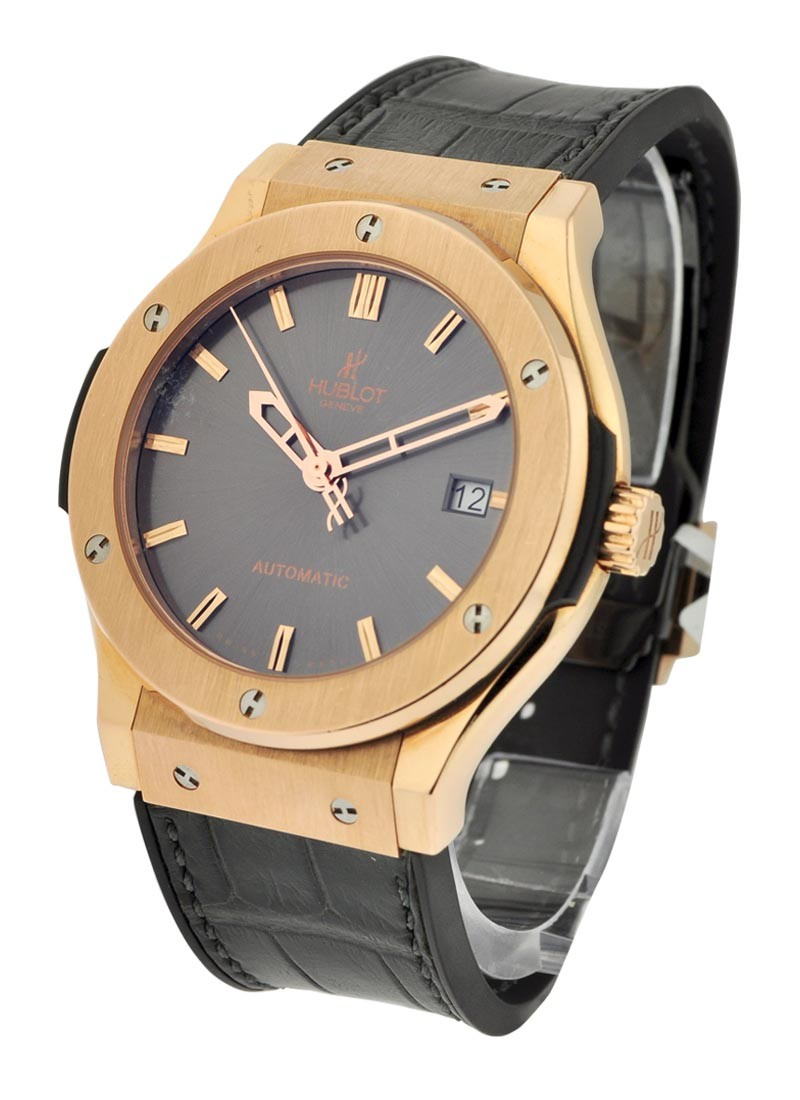 Hublot Classic Fusion 45 mm in Rose Gold