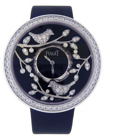 Piaget Limelight Garden Party in White Gold with Diamond Bezel
