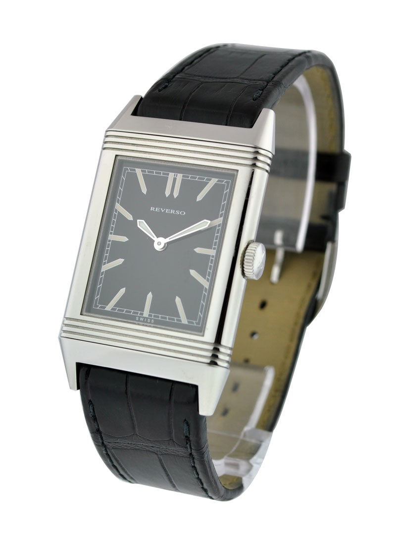 Jaeger - LeCoultre Grande Reverso Ultra Thin Tribute to 1931 in Steel