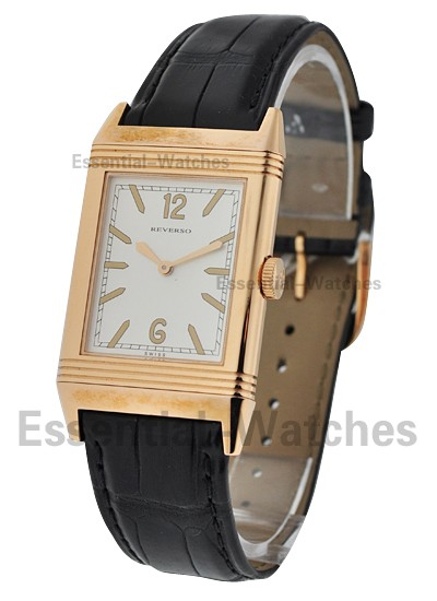 Jaeger - LeCoultre Grande Reverso Tribute 1931  Ultra Thin in Rose Gold   Limited Edition of 500 Pieces