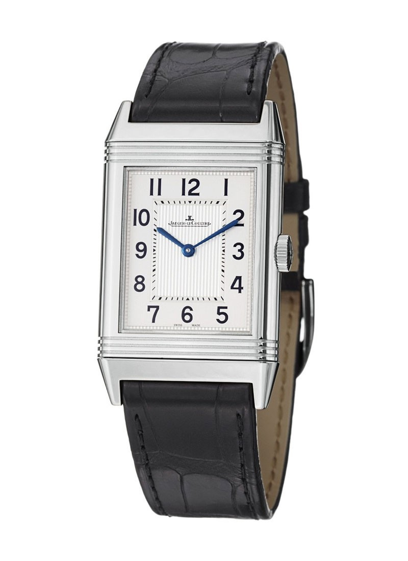 Jaeger - LeCoultre Grande Reverso Ultra Thin in Steel
