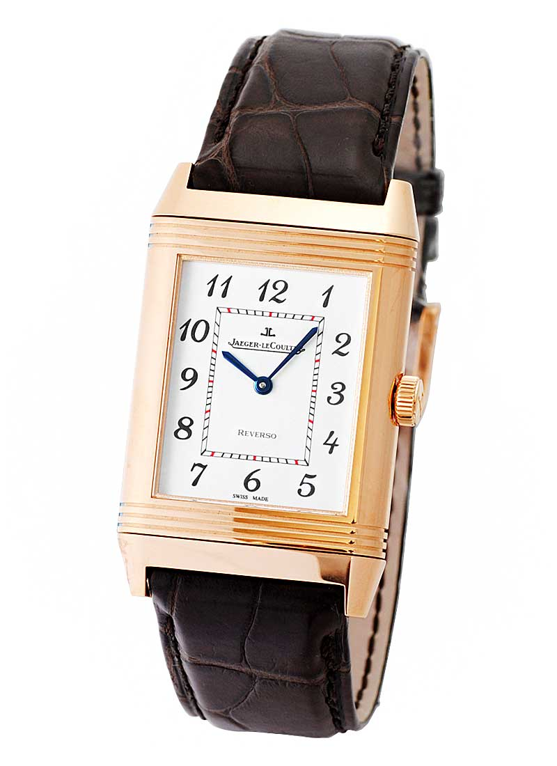 Jaeger - LeCoultre Grande Reverso in Rose Gold- Limited to 200 pcs