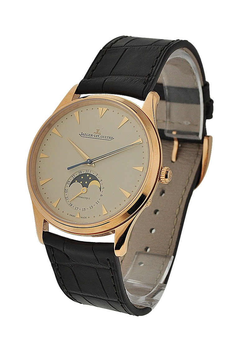 Jaeger - LeCoultre Master Ultra Thin Moon 39mm