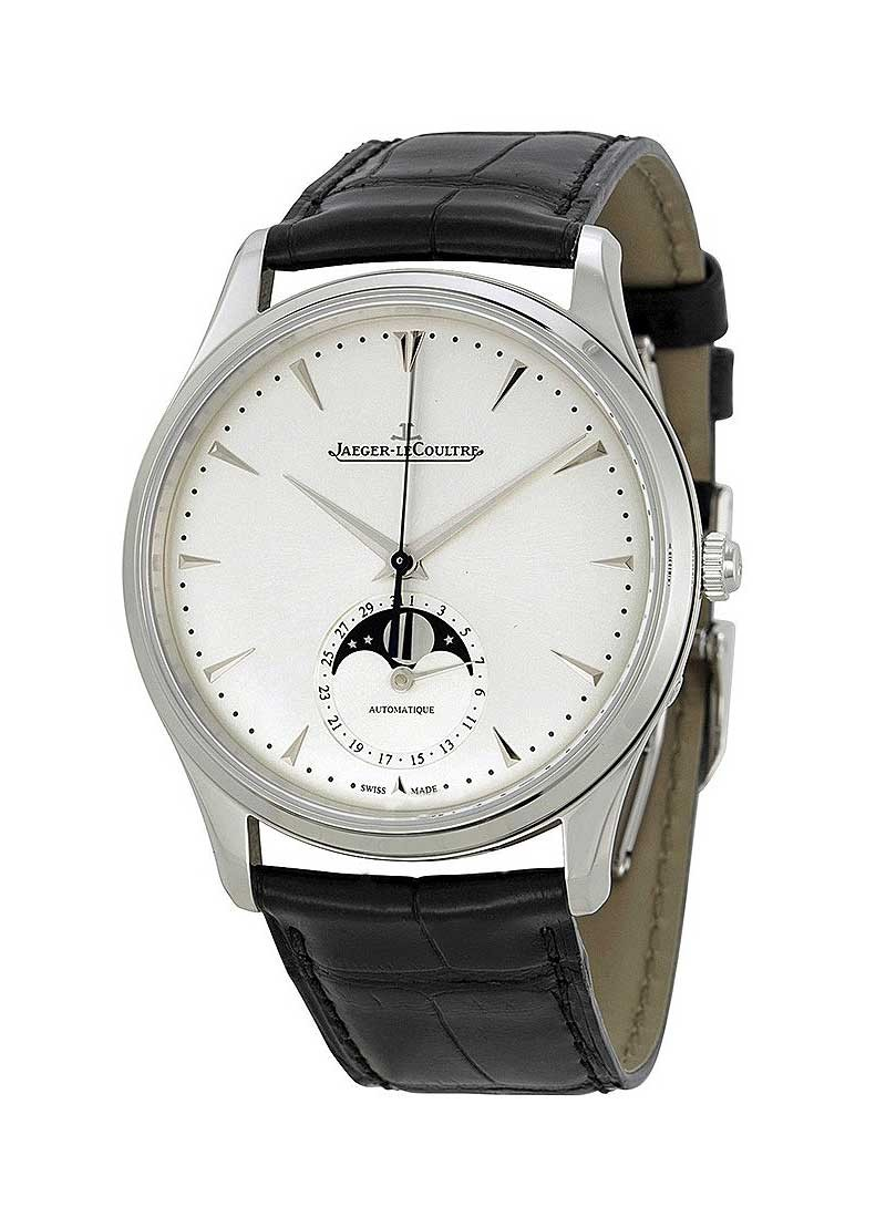Jaeger - LeCoultre Master Ultra Thin Moon 39mm in Steel