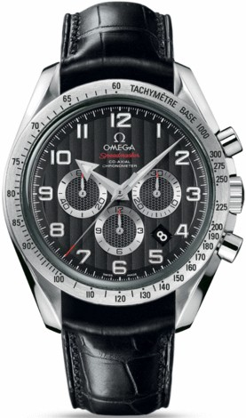 Omega Speedmaster Broad Arrow in Steel