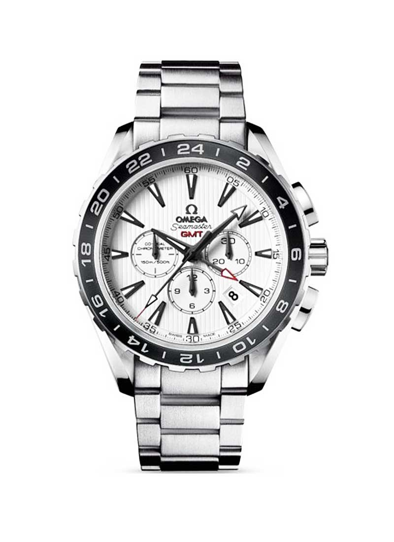 Omega Seamaster Aqua Terra 44mm Automatic in Stainless Steel