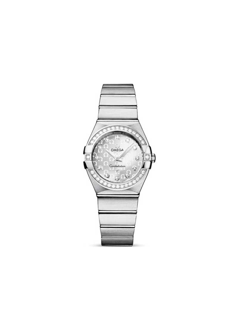 Omega Constellation Ladies Small