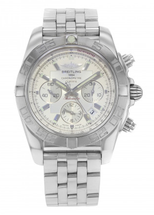 Breitling Chronomat B01 43.5mm Automatic Chronograph in Steel