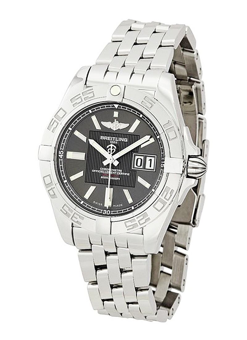 Breitling Galactic 41Automatic in Steel