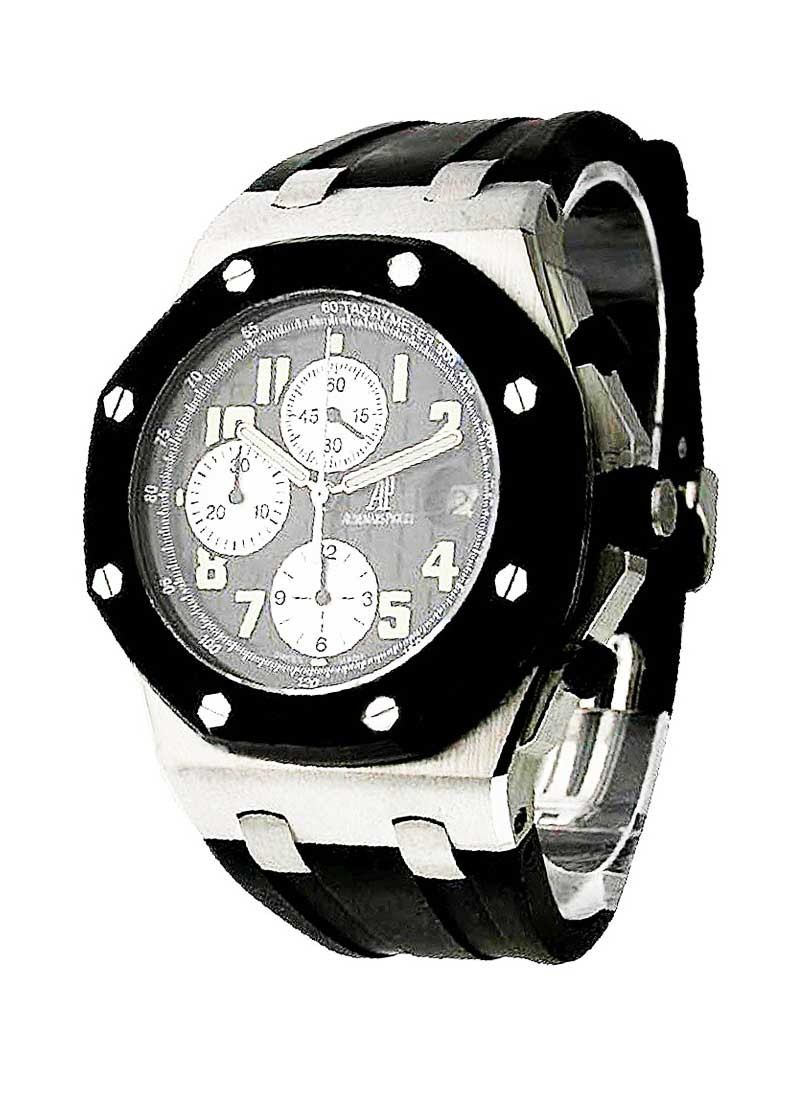 Audemars Piguet Rubber Clad Offshore Royal Oak Chrono