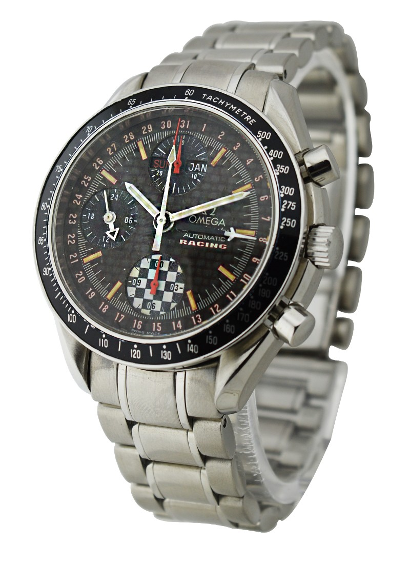 Omega Speedmaster Day Date - Michael Schumacher Limited Ed.