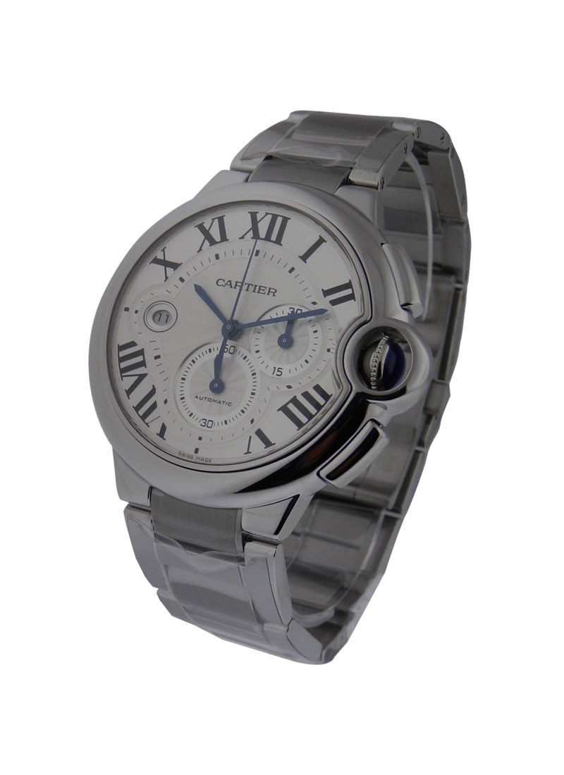 Cartier Ballon Bleu de Cartier Chronograph XL