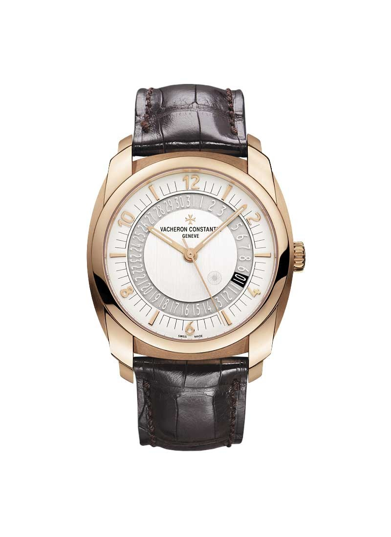 Vacheron Constantin Quai de I''lle Day Date in Rose Gold