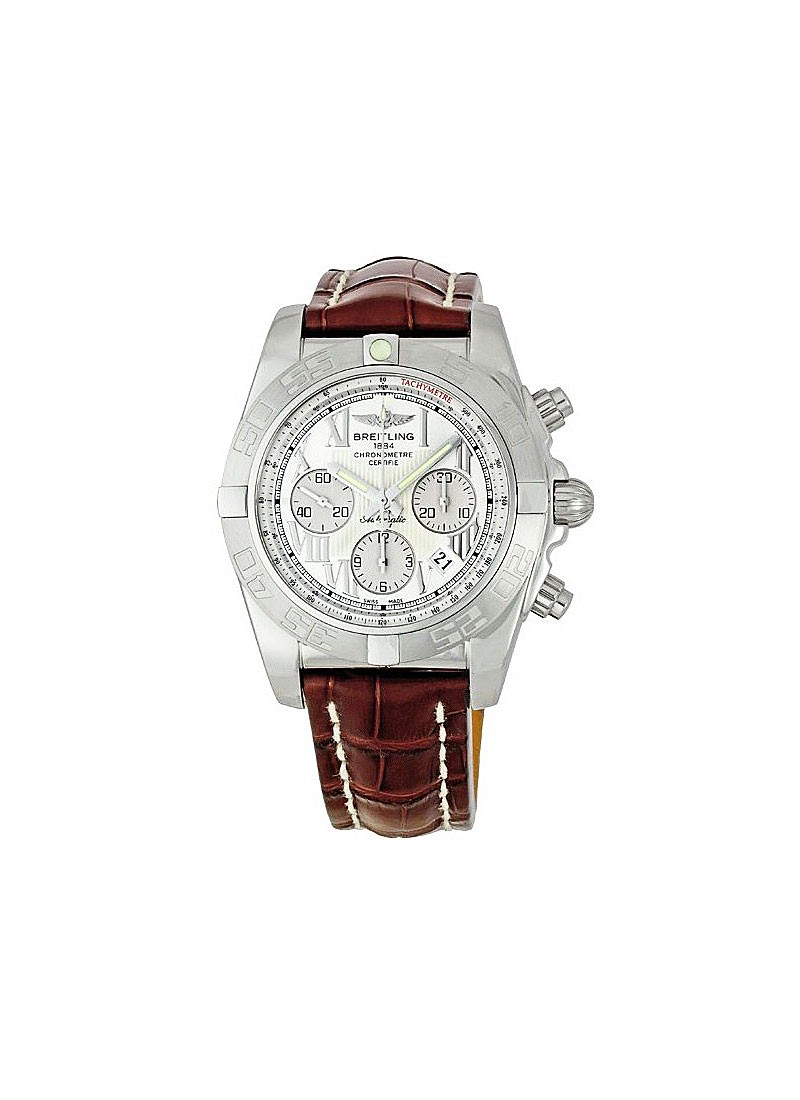 Breitling Chronomat Evolution Ladies Automatic in Steel