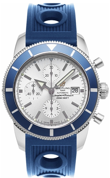 Breitling Superocean Heritage 46mm Chronograph Men''s in Steel