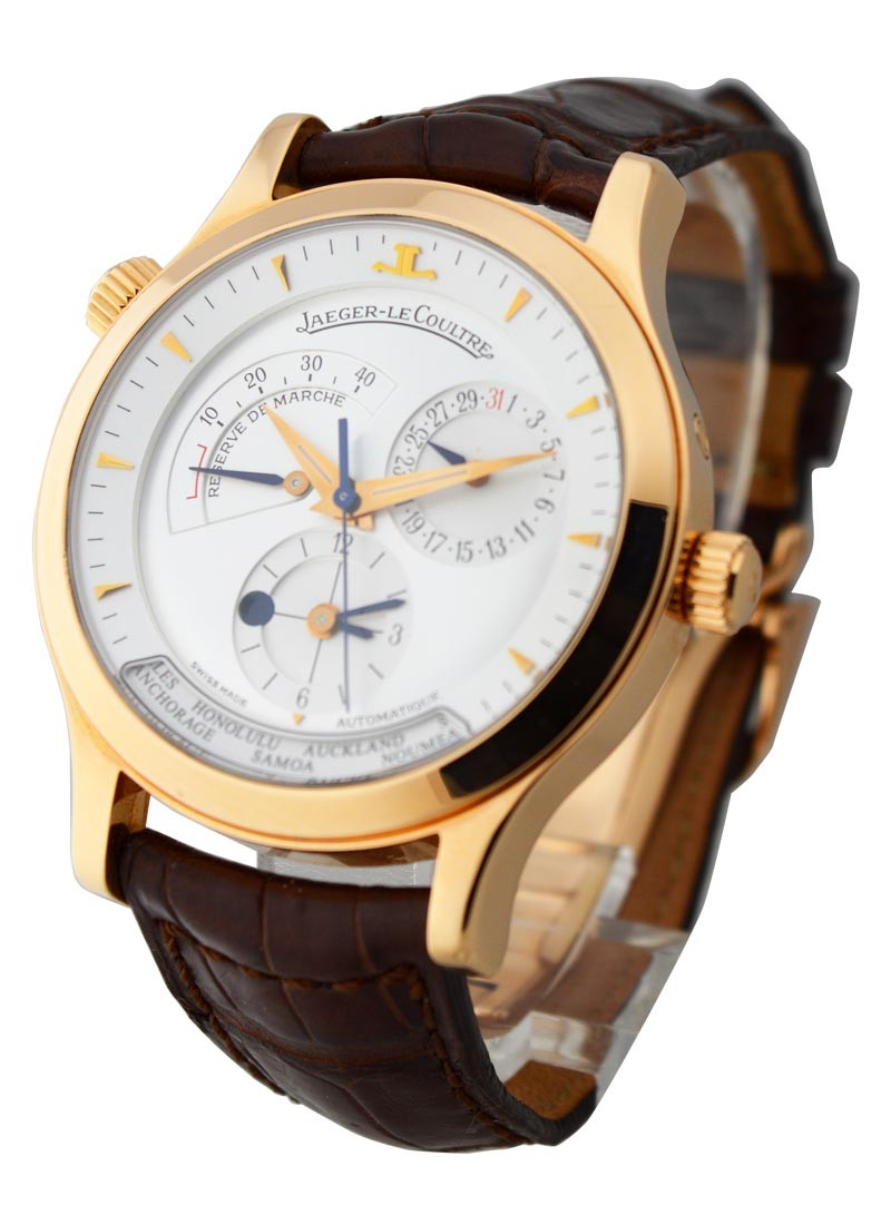 Jaeger - LeCoultre Master Geographic   38mm
