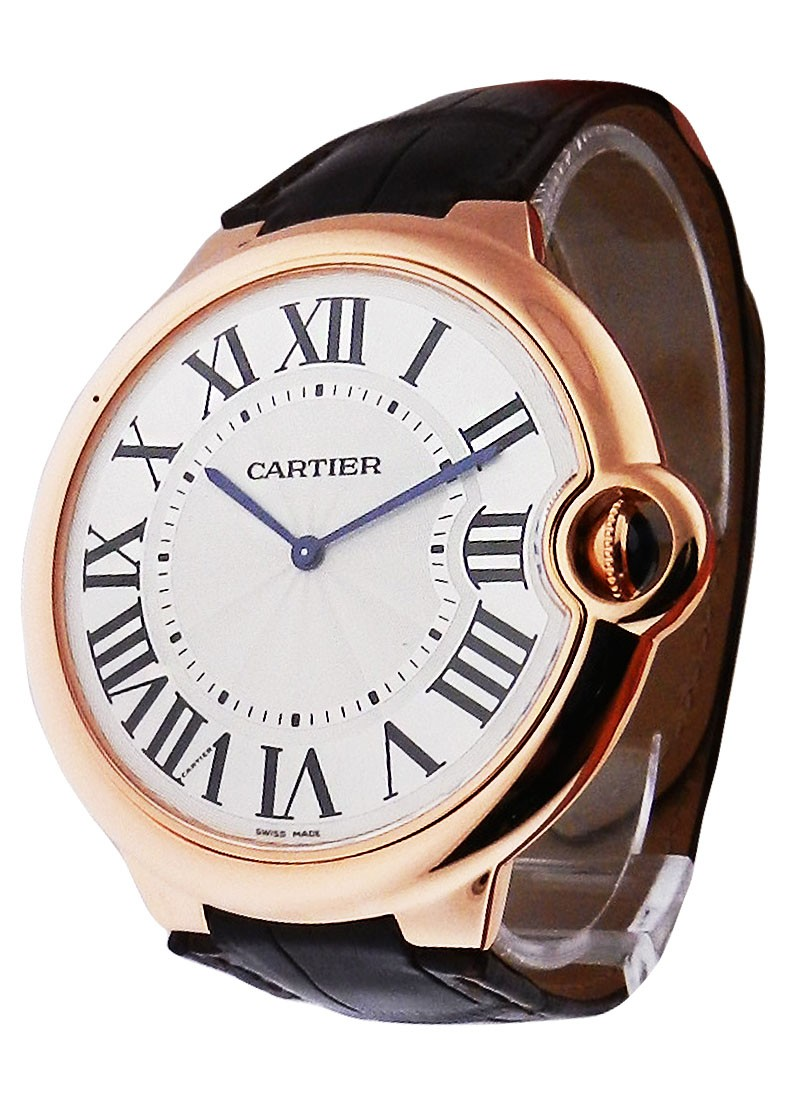 Cartier Ballon Bleu de Cartier XL in Rose Gold