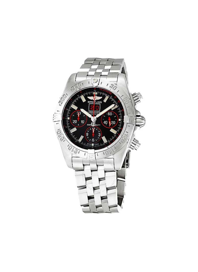 Breitling Windrider Blackbird Men's Automatic in Steel