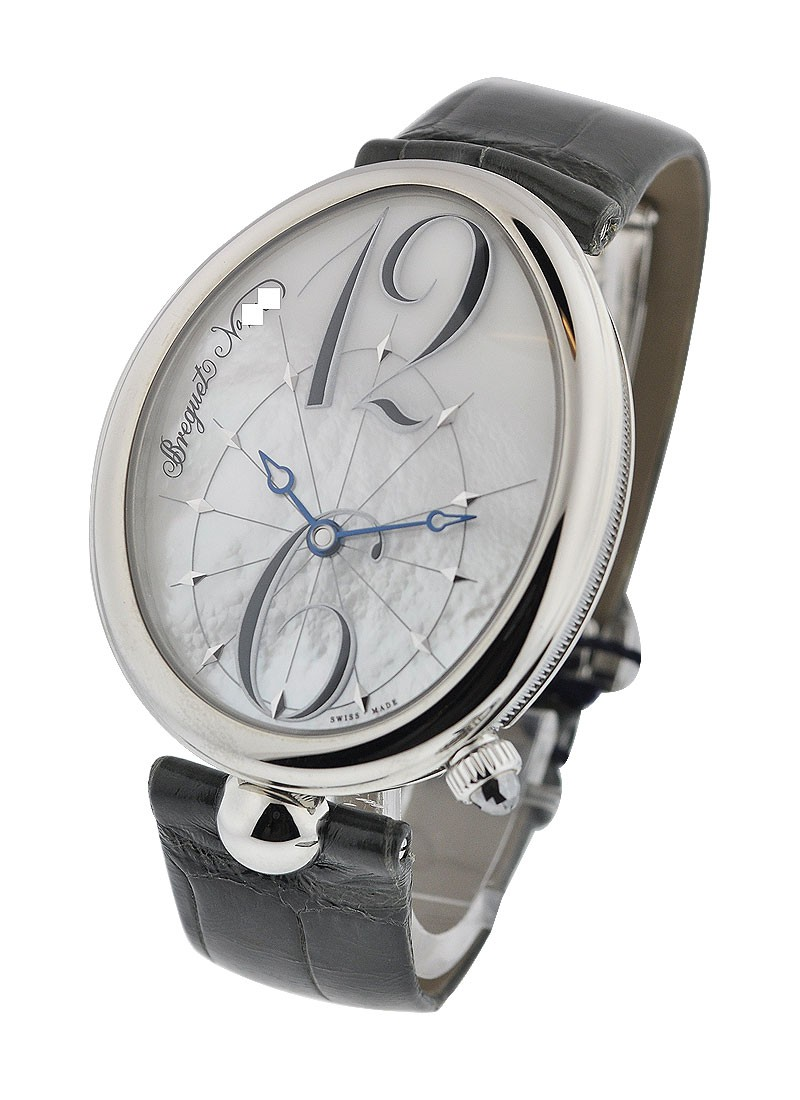 Breguet Reine de Naples in Steel
