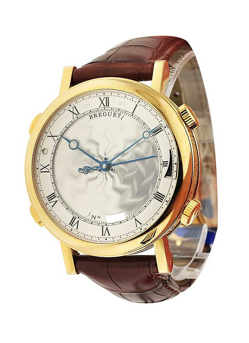 Breguet Classique Reveil Musical in Yellow Gold