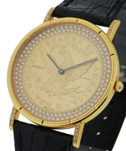 Corum Gold Coin Watch