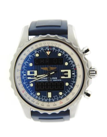Breitling Chronospace Men's in Steel