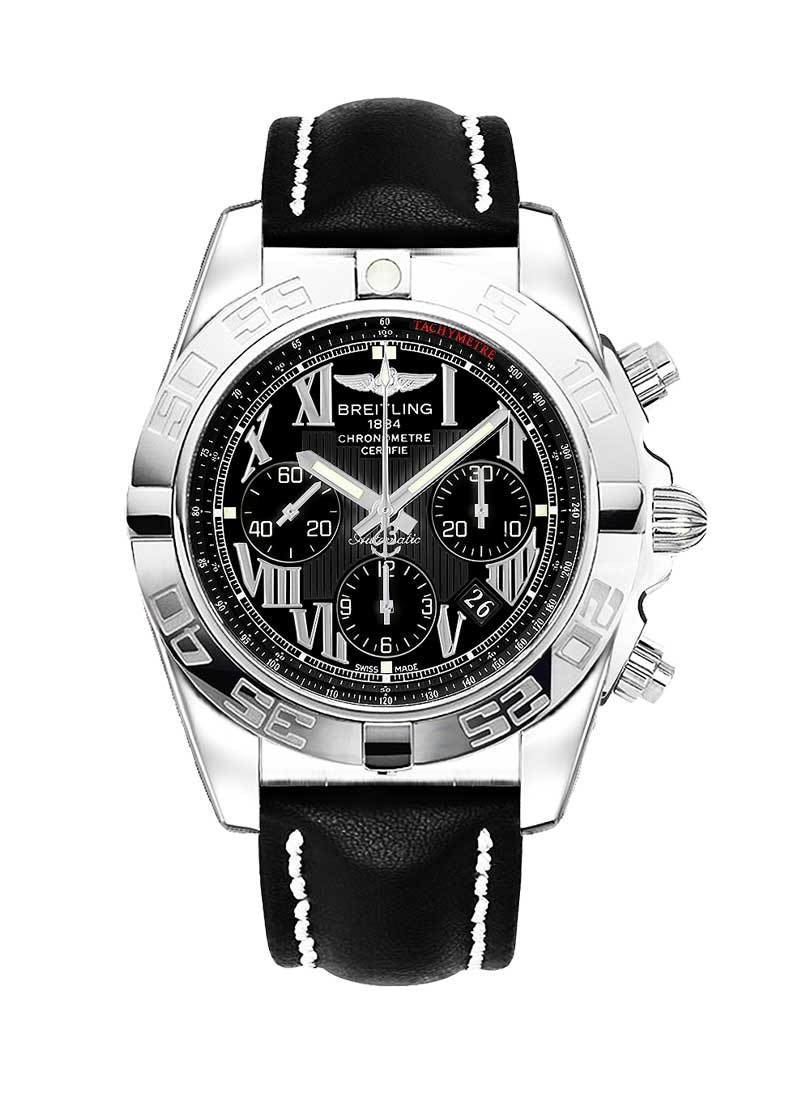Breitling Chronomat B01 Mens Automatic Chronograph in Steel