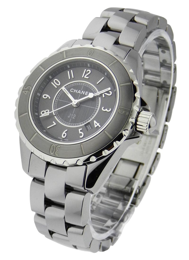 Chanel Chromatic J12 - Titanium - Ceramic Bezel